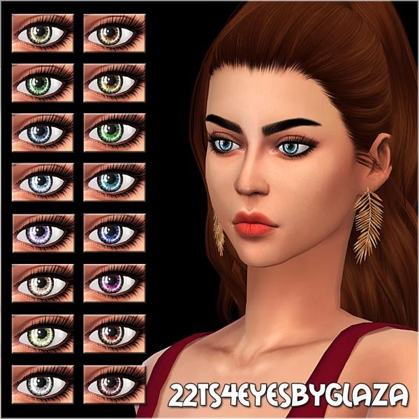 All by Glaza: Eyes 22