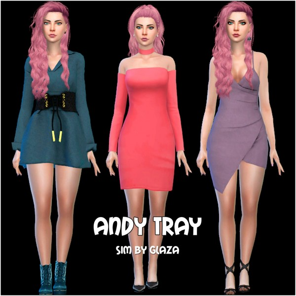 All by Glaza: Andy Tray