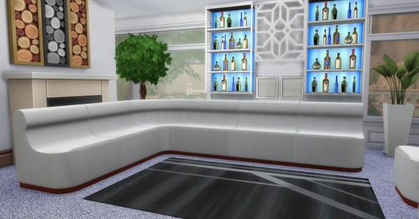Mod The Sims: Clarke Docking Modular Living by AdonisPluto