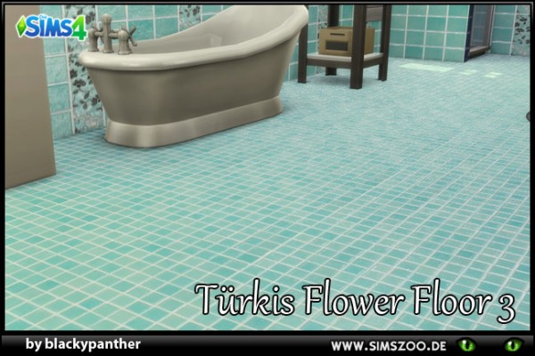 Blackys Sims 4 Zoo: Tuerkish floor 3 by blackypanther
