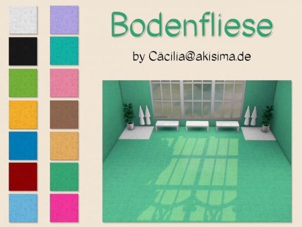 Akisima Sims Blog: Floor tile