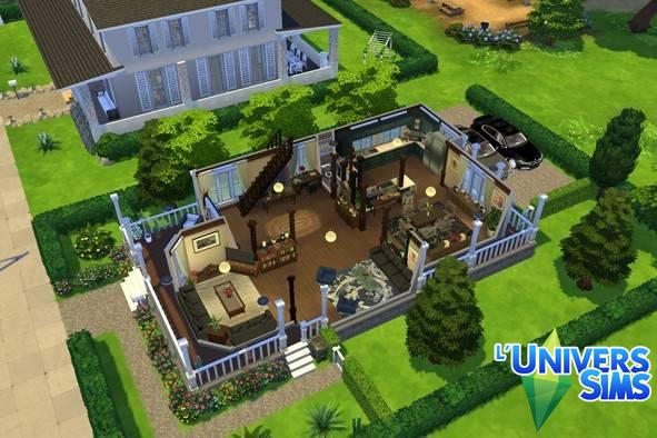 Luniversims: House of Grimma by Luxy