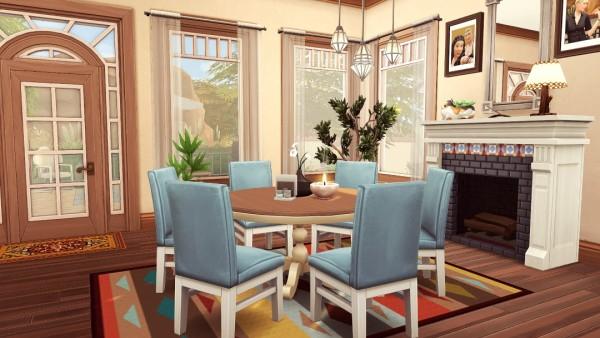 Jenba Sims: Sunset Bungalow