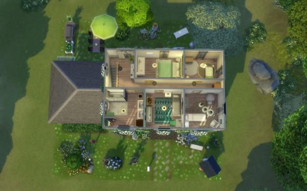 Sims Artists La Maison Rose Sims 4 Downloads