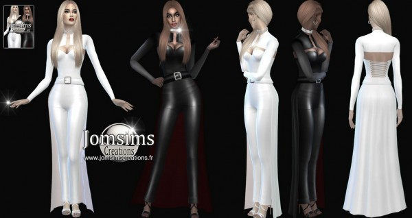Jom Sims Creations: Iglosia outfit