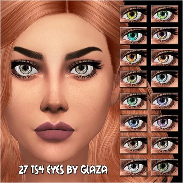 All by Glaza: Eyes 27