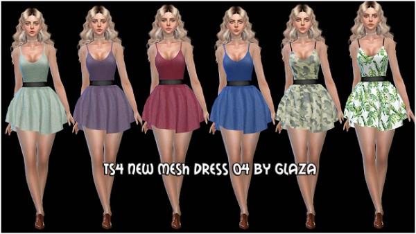 All by Glaza: Dress 04