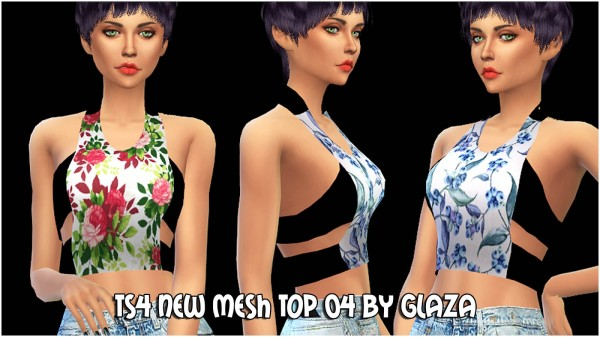 All by Glaza: Top 04
