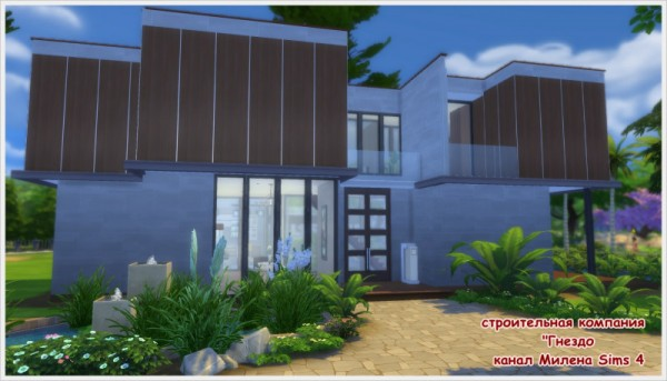 Sims 3 by Mulena: Amigo house