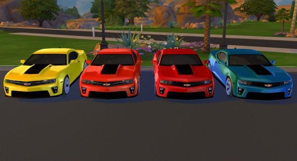Tylerw Cars: 2012 Chevrolet Camaro ZL1