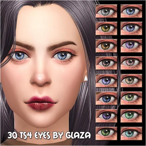 All by Glaza: Eyes 30