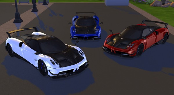 Tylerw Cars: 2016 Pagani Huayra BC