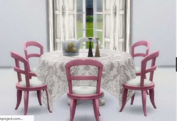 All4Sims: Tablecloth by Oldbox