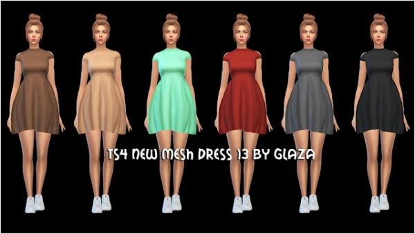 All by Glaza: Dress 13