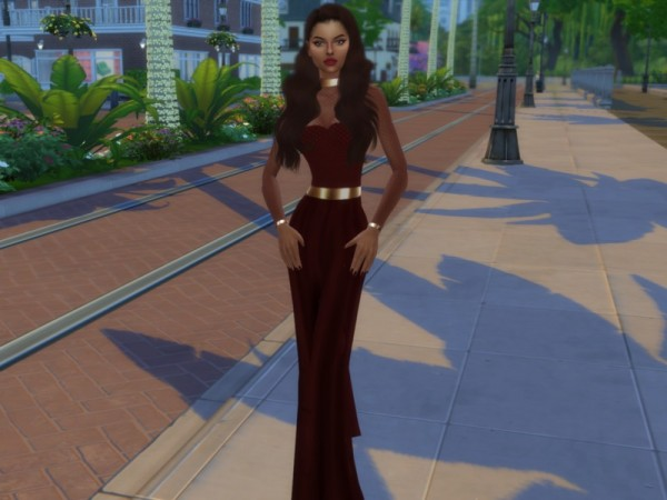 The Sims Resource: Carlie Bradley by divaka45