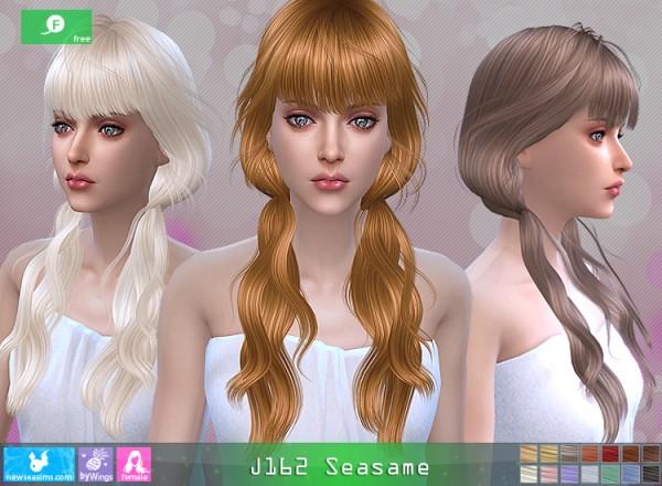 NewSea: J169 Seasame free hairstyle