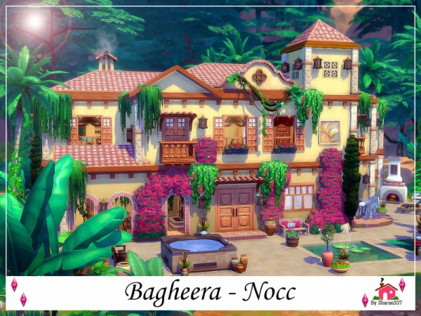 The Sims Resource: Bagheera house   Nocc by sharon337