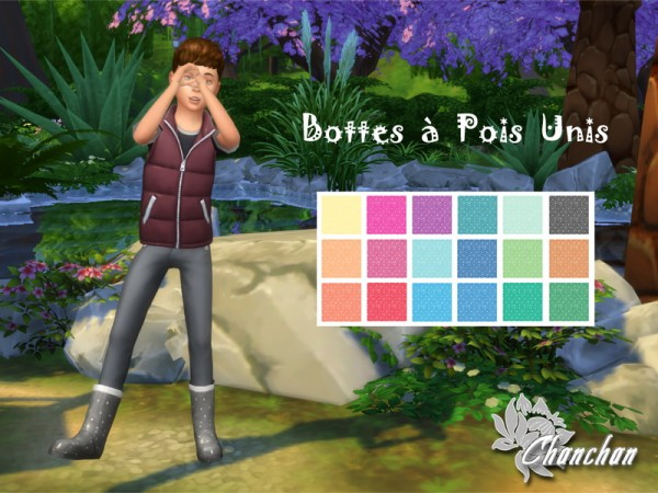 Sims Artists: That Boot