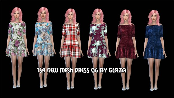 All by Glaza: Dress 06