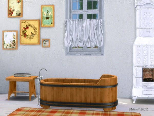 The Sims Resource: Bathroom Country by ShinoKCR