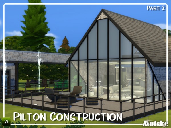 The Sims Resource: Pilton Construction set Part 2 by mutske