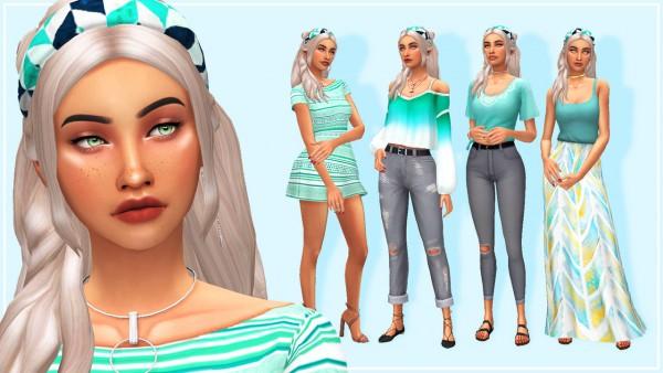 Aveline Sims: Eviana Fay