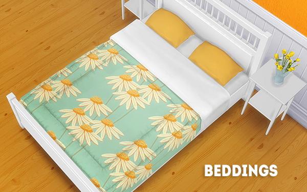 LinaCherie: Sofia beddings