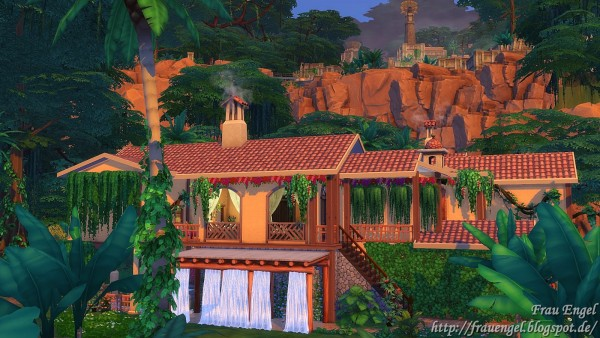 Frau Engel: Jungle Villa