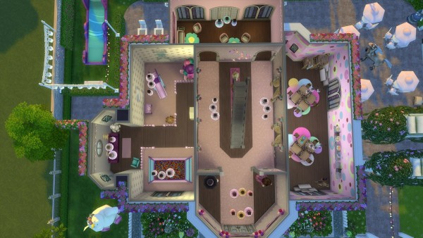 Mod The Sims: Fairytale Funpark by Moscowlyly