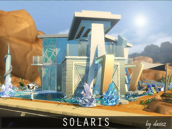 The Sims Resource: Solaris house by dasie2