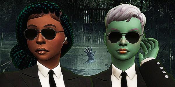 Mod The Sims: Supernatural Stalker Career by Rakarock91