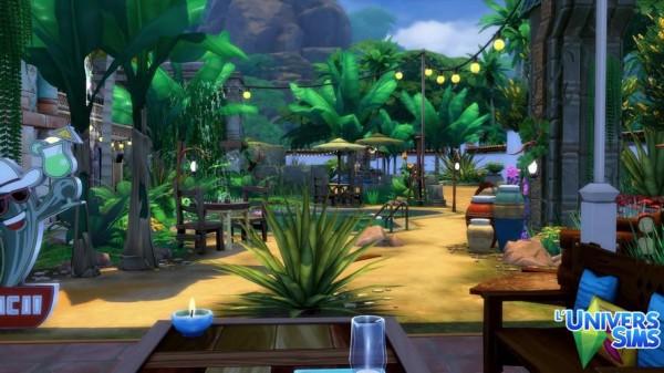 Luniversims: Cafe bar Selvadorada by chipie cyrano