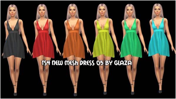 All by Glaza: Dress 05