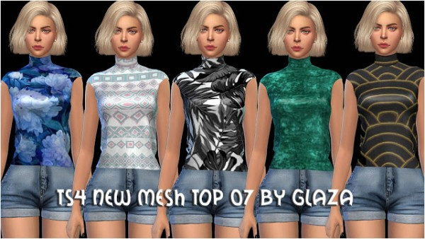 All by Glaza: Top 07