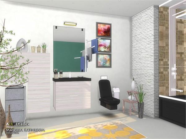 The Sims Resource: Mayorka Bathroom by ArtVitalex