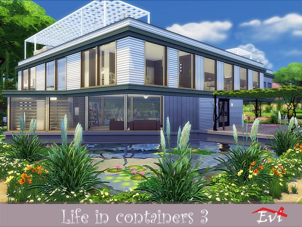 The Sims Resource: Life in containers 3 by evi