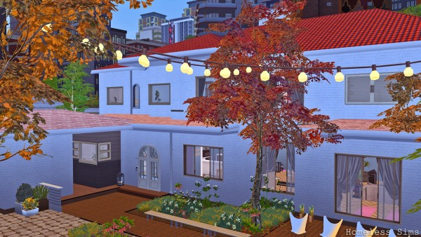 Homeless Sims Blackpink House Sims 4 Downloads
