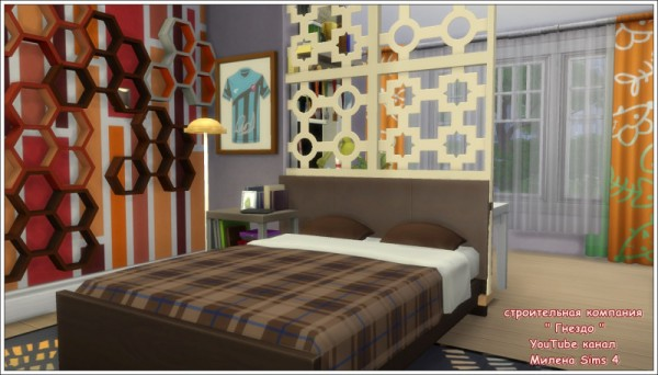 Sims 3 by Mulena: A room for a teenager