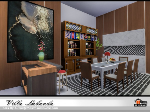 The Sims Resource: Villa Lakanda by Autaki