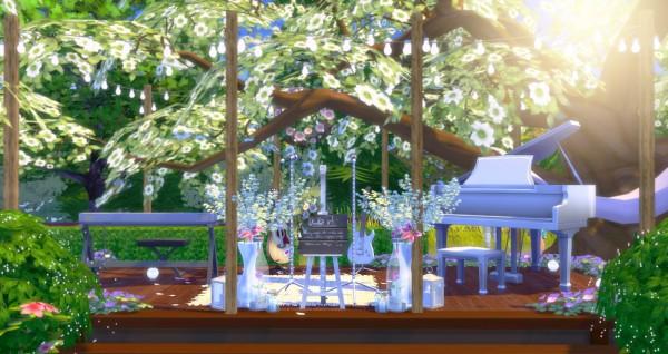 Mony Sims: Field Wedding