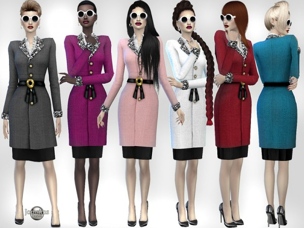 The Sims Resource: Conalina Outfit by jomsims