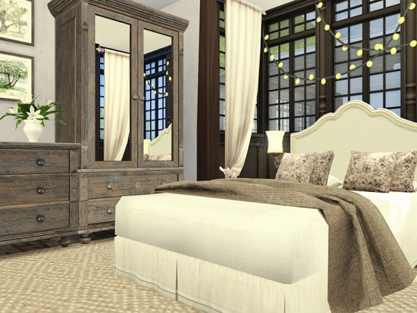 The Sims Resource: Everette house by Rirann