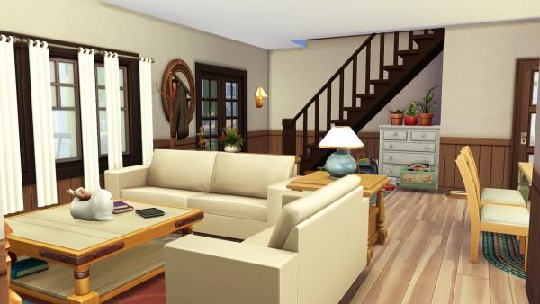 Aveline Sims: The Harp Family's Home