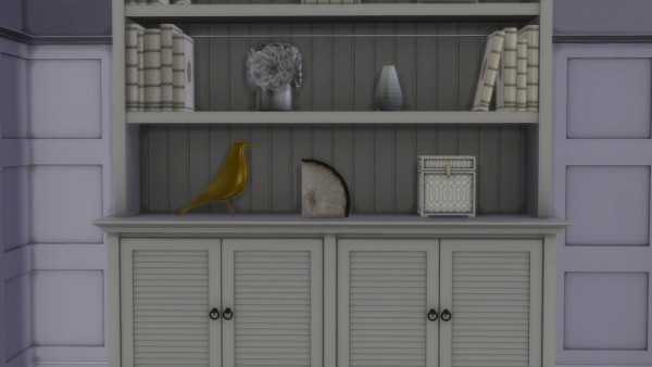 Meinkatz Creations: Eames House Bird Gold Edition by Vitra