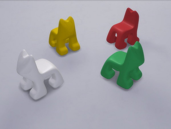 Meinkatz Creations: Julian chair