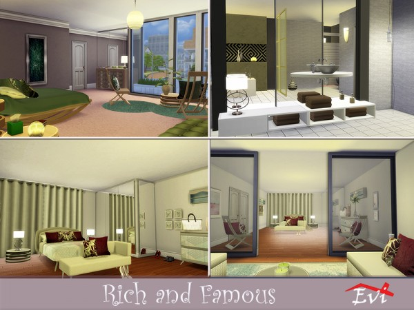 The Sims Resource: Rich and Famous by evi