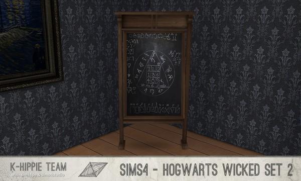Simsworkshop: Transfiguration Board 1 by k hippie