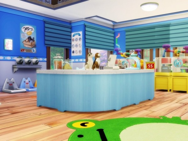The Sims Resource: Cute Pets Store by MychQQQ