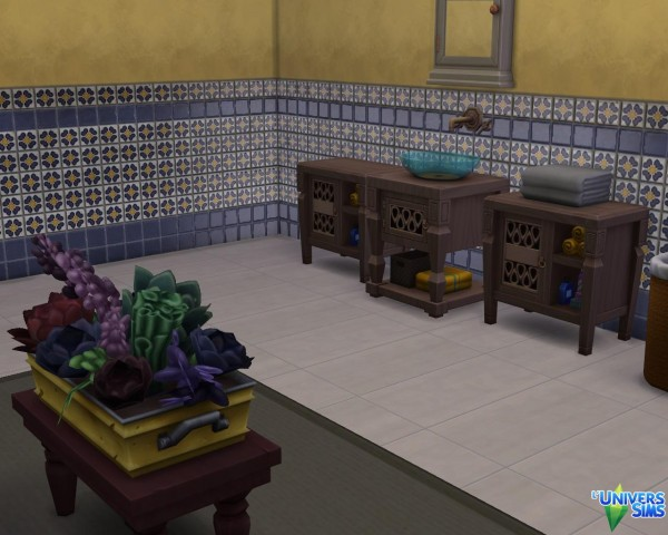 Luniversims: Casa Sims Notra by LouSims