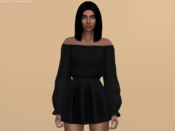 The Sims Resource: Calypso Skirt by Christopher067